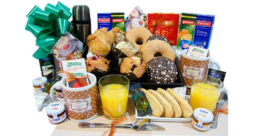 Desayuno a domicilio - Regala un desayuno a domicilio ...